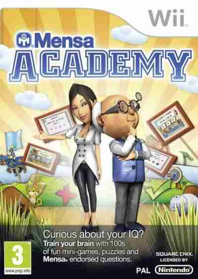 Descargar American Mensa Academy [English][USA][VIMTO] por Torrent